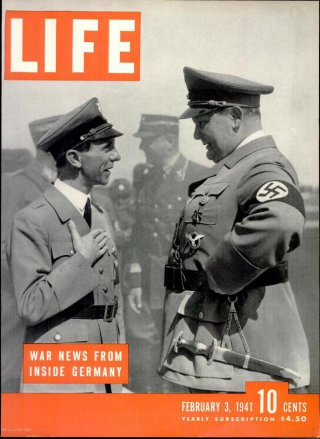 Life Mag War Propaganda 06   The Mein Kampf Project at ...